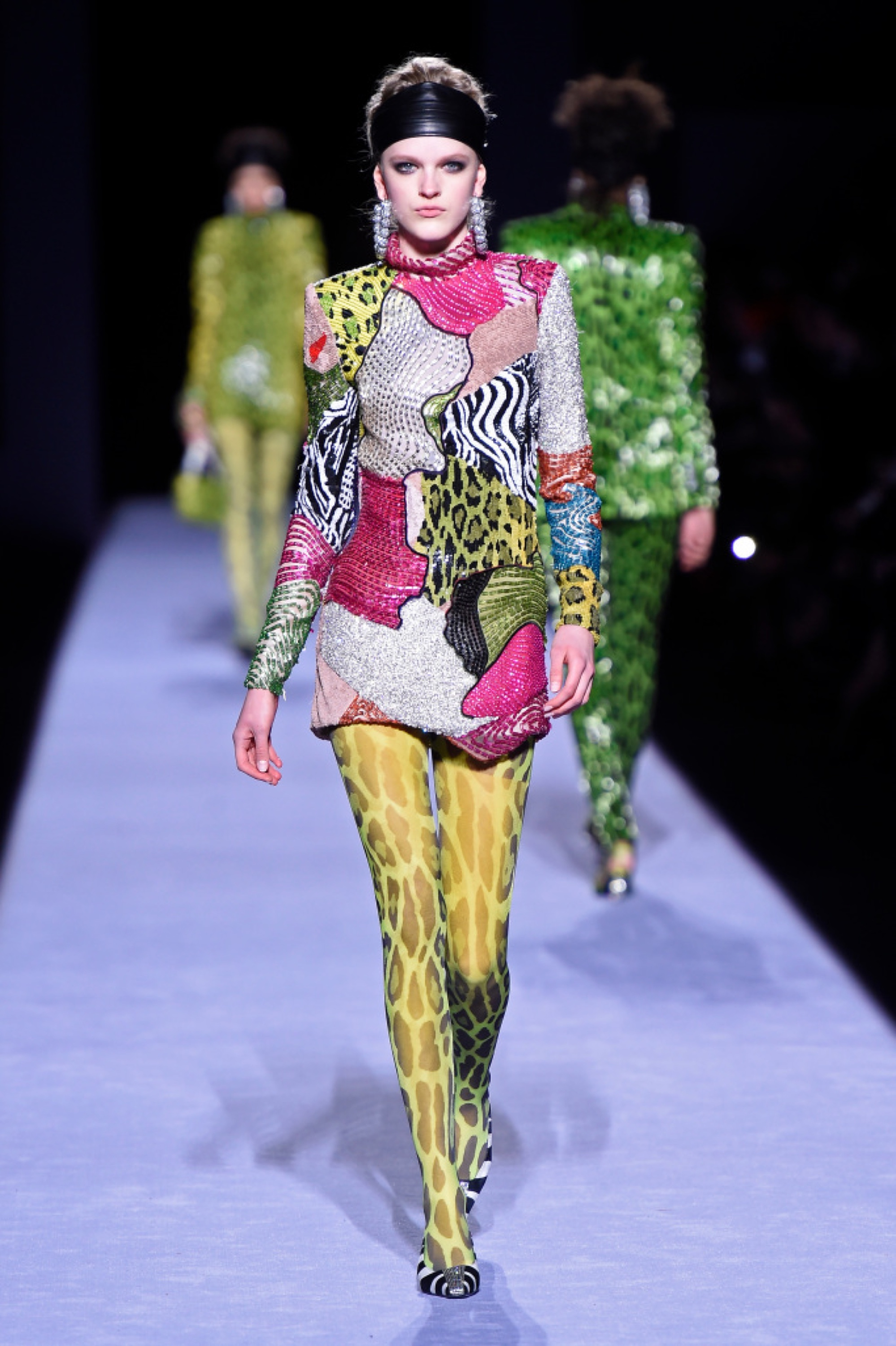New York Fashion Week news and features British Vogue 81